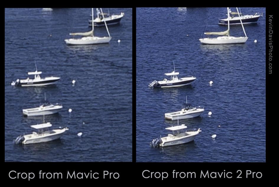 Image Quality : Mavic 2 Pro vs  (original) Mavic Pro | Kevin